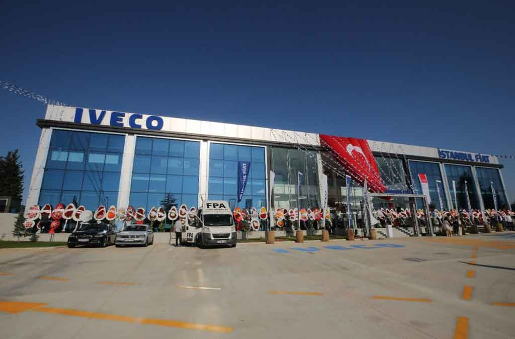 İstanbul Fiat - Iveco Servis