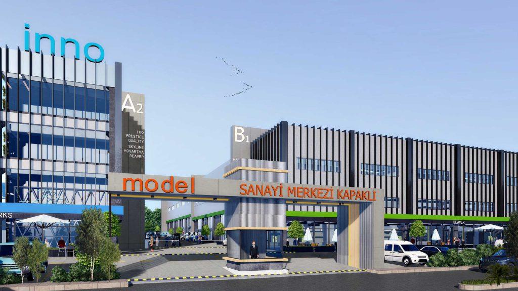 Model Sanayi Merkezi
