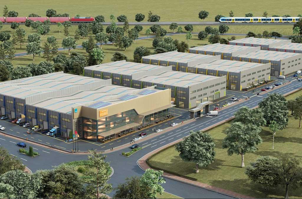 Model Industry Center Kapaklı